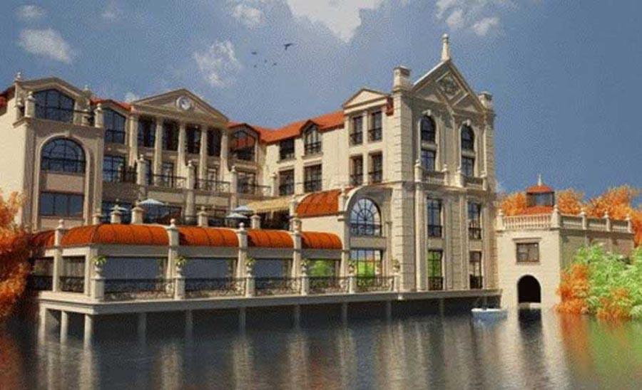 Lake Palace Hotel və Restoran