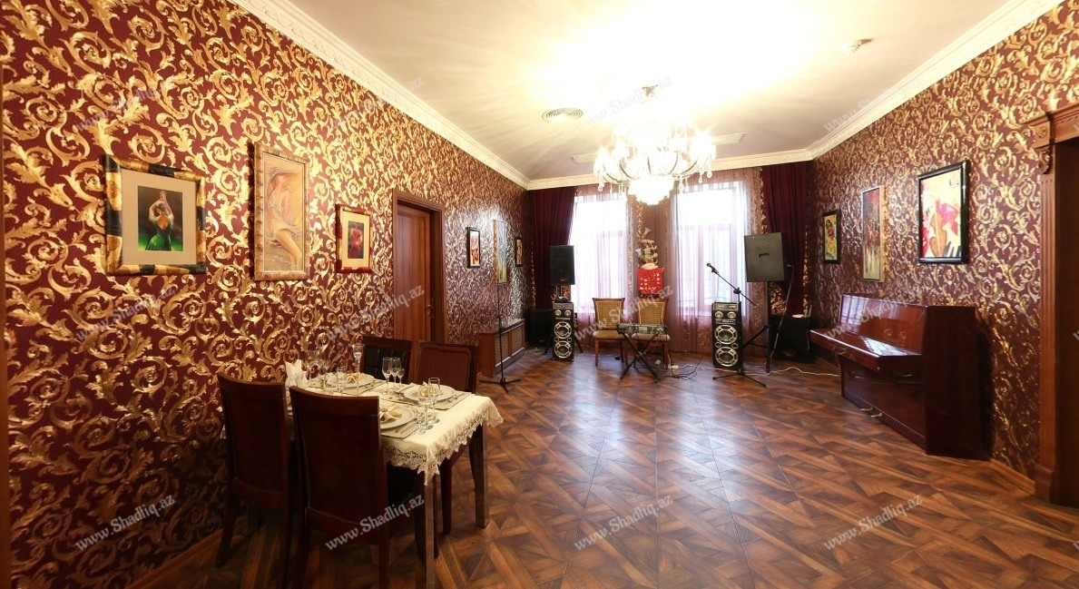Legato Palace Restoranı