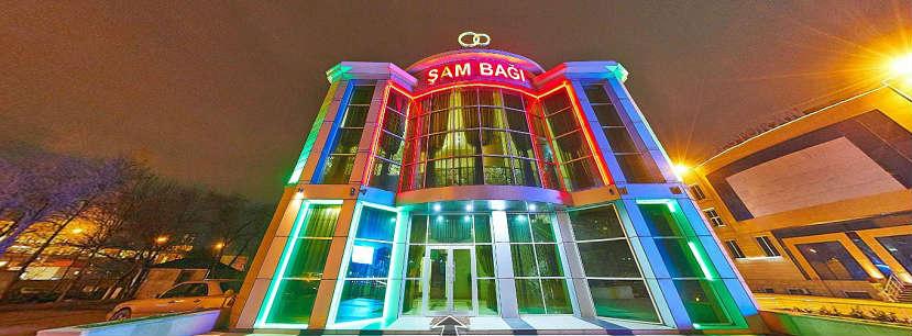 Şam Bağı