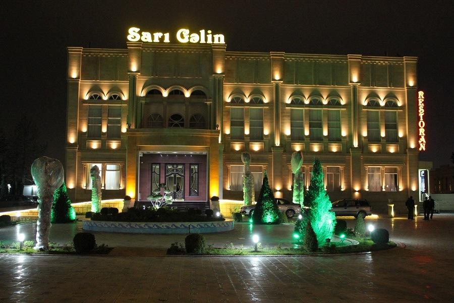 Sarı Gəlin Saray