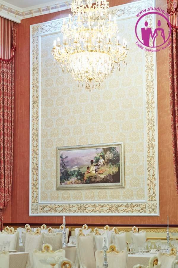 Spring Hotel Baku Toy zalı