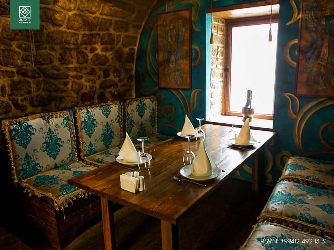 Art Garden Restoranı