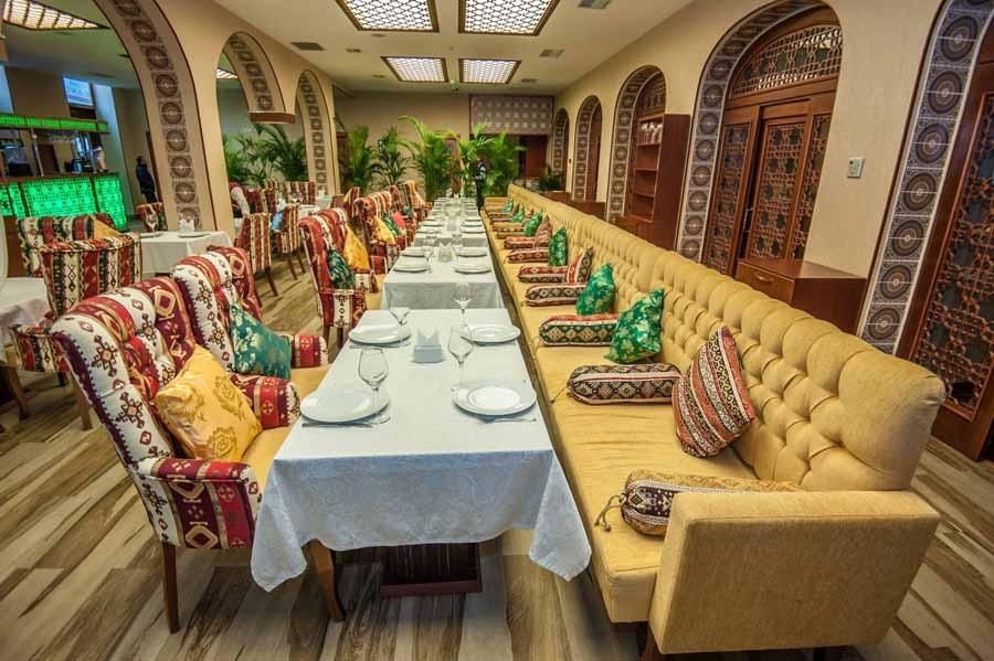 Salam Aleykum Restoranı