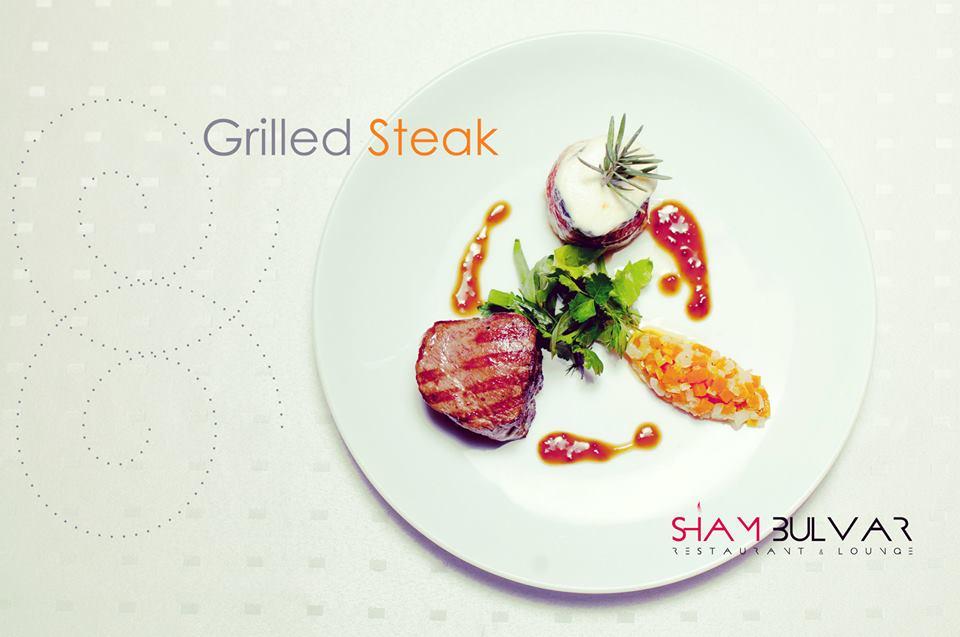 Sham Bulvar Restoranı