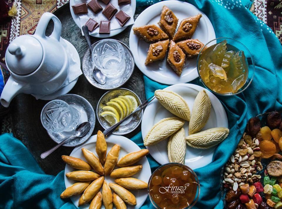 Firuzə Restoranı