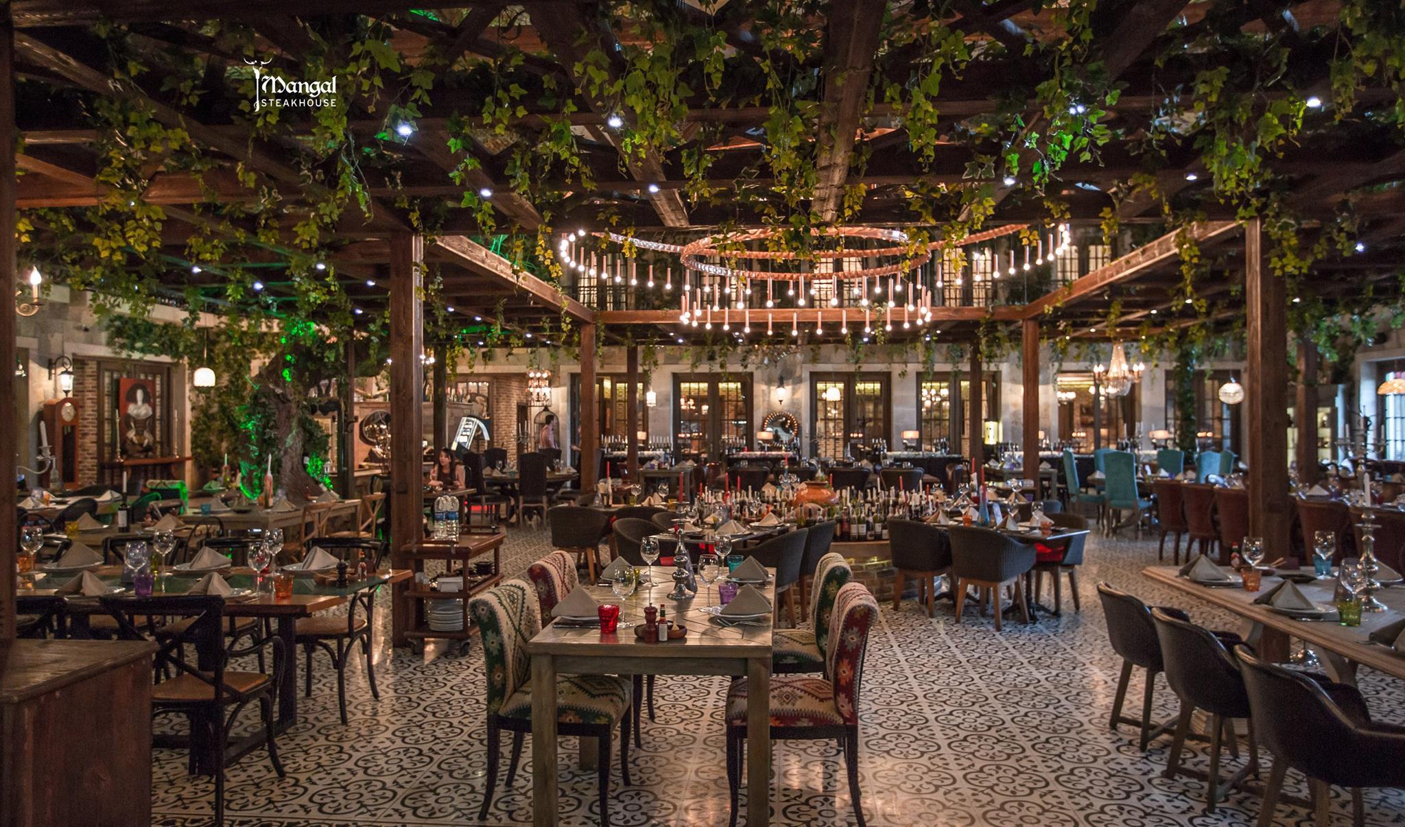 Mangal Steak House Restorani