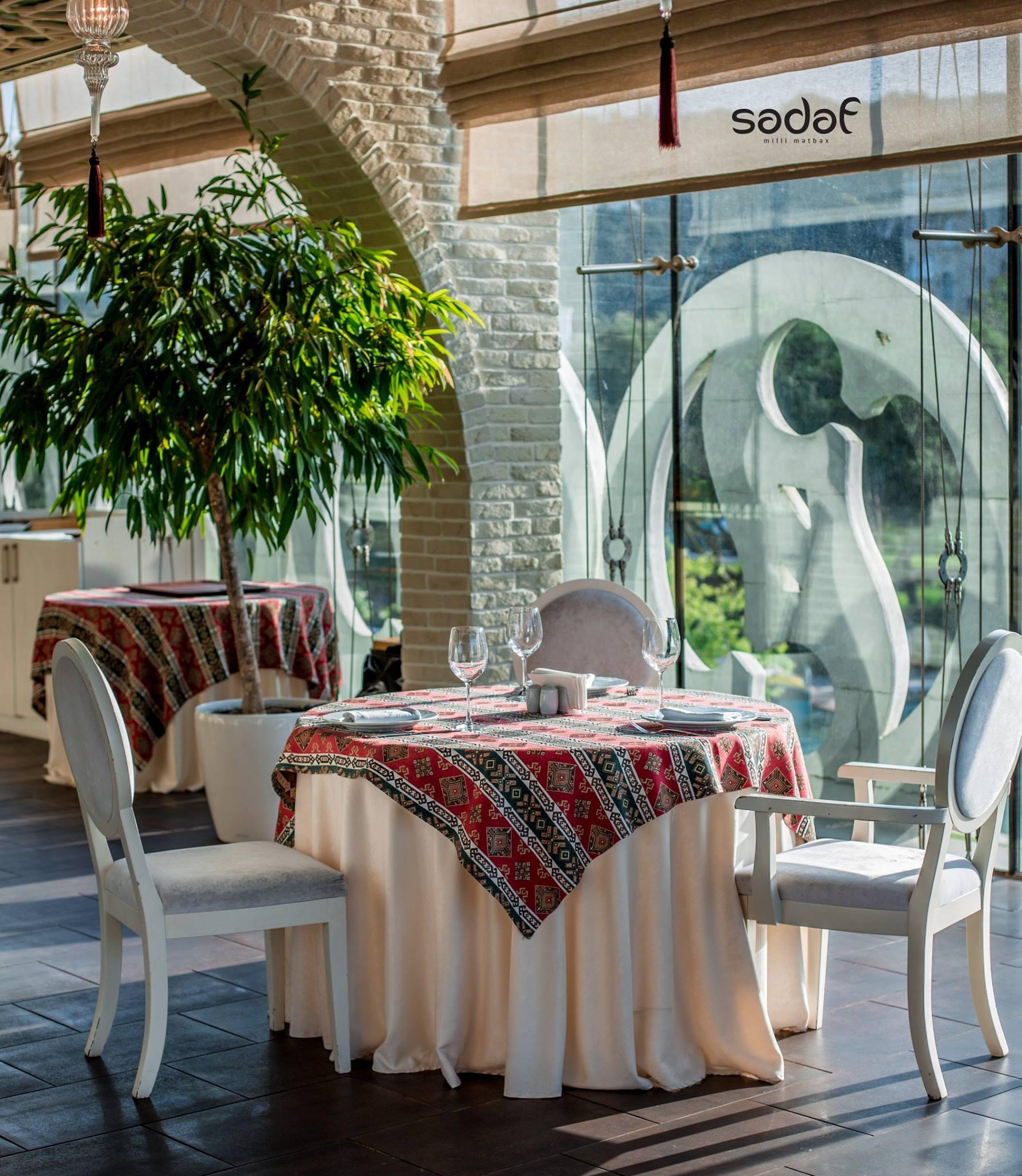 Sədəf Restoranı