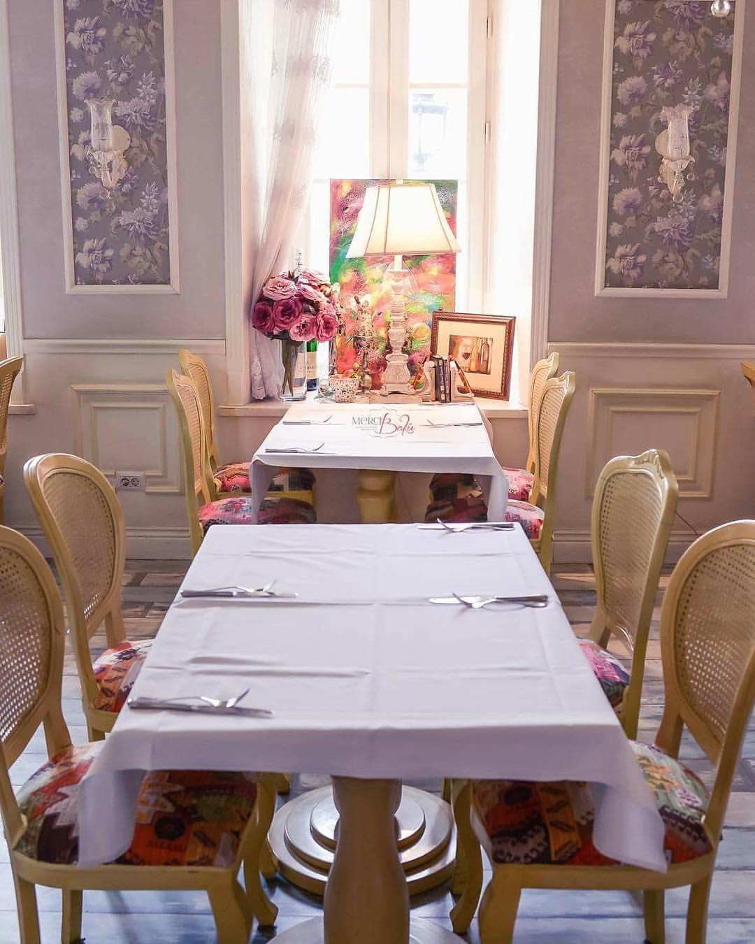 Merci Baku Restoranı