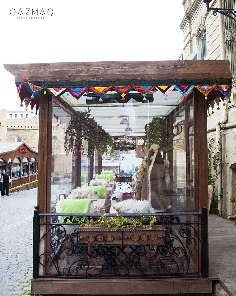 Qazmaq Restoranı
