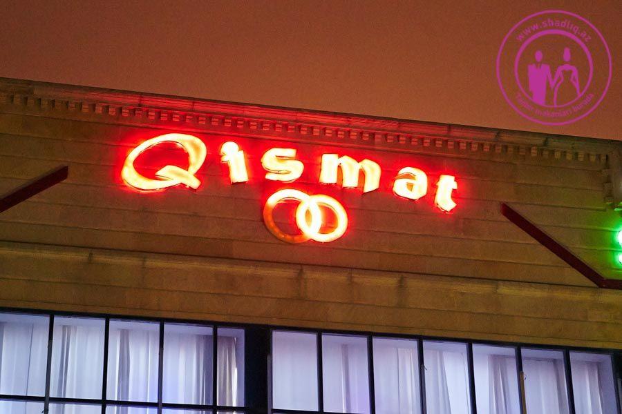 Qismət şadlıq sarayı