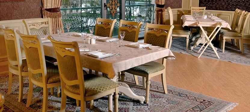 Qoşa Qala Restoranı