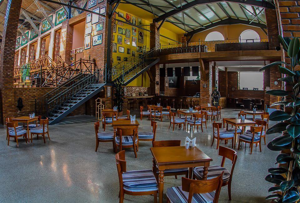 Passage 1901 Restorani