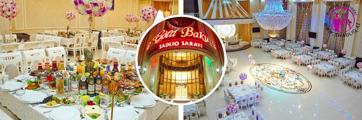 Gold Baku Şadlıq Sarayı