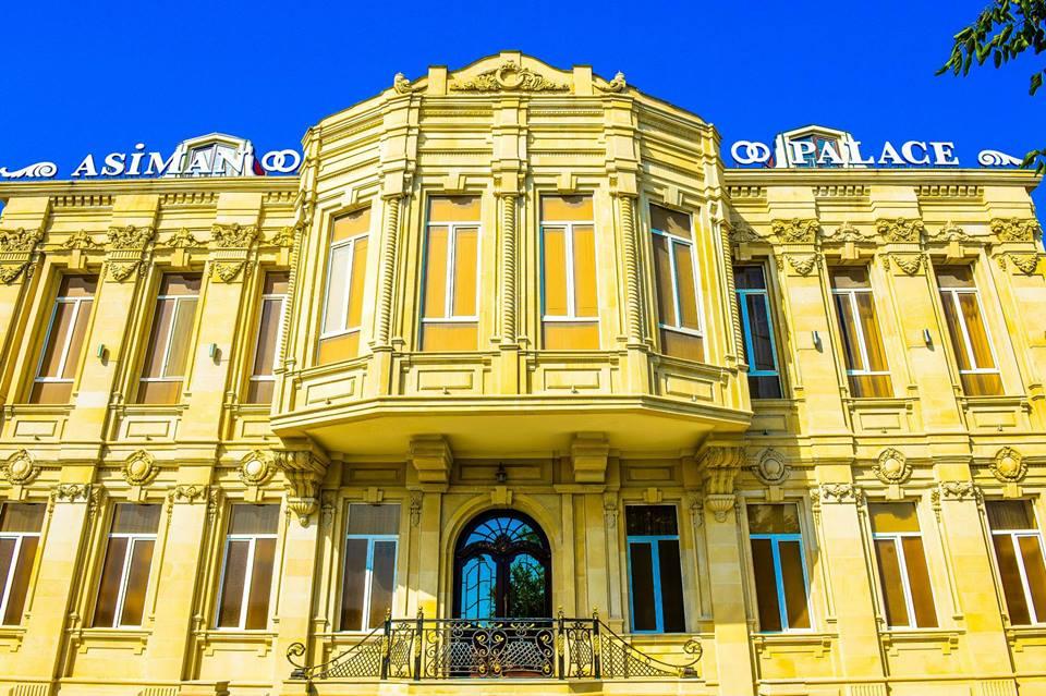 Asiman Palace