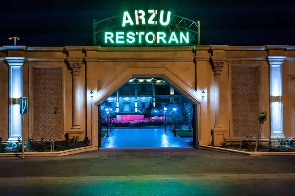 Arzu Restoran Mərdəkan