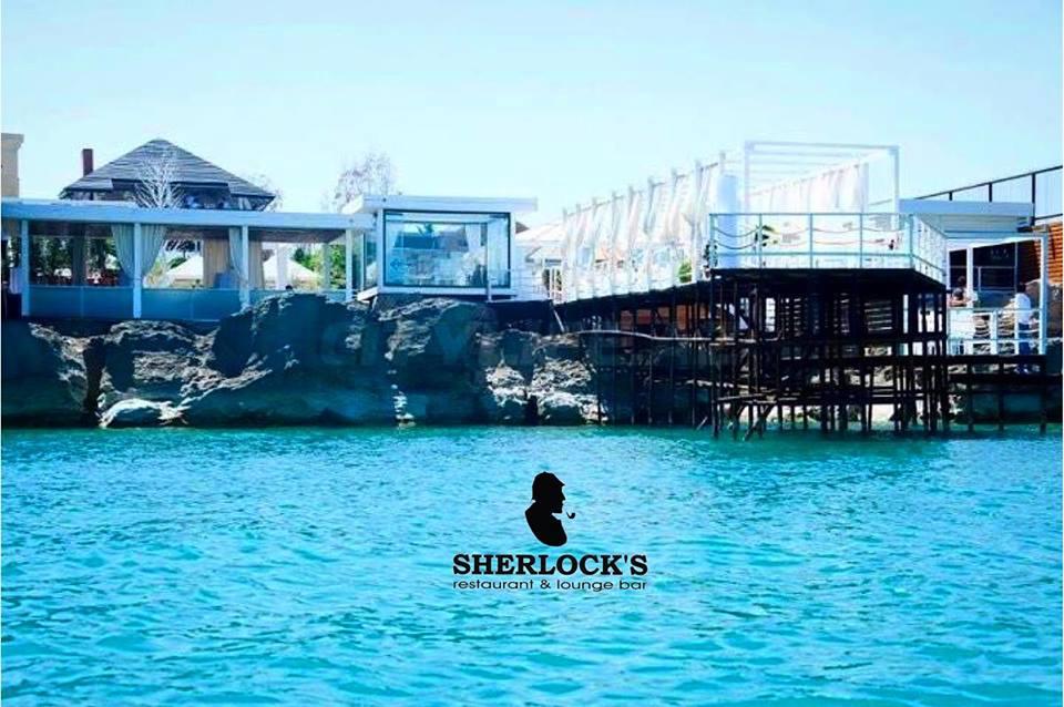 Sherlock Restoran Zaqulba