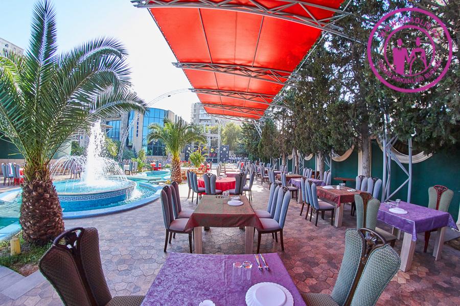 Lido Restoranı 7 Mkr