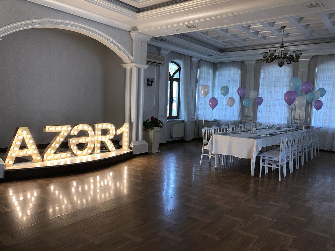 Baku Decor dizayn & dekorasiya xidməti