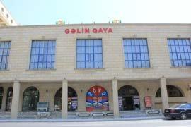 Gəlin Qaya Saray