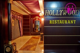 Hollywood Restoran Baku